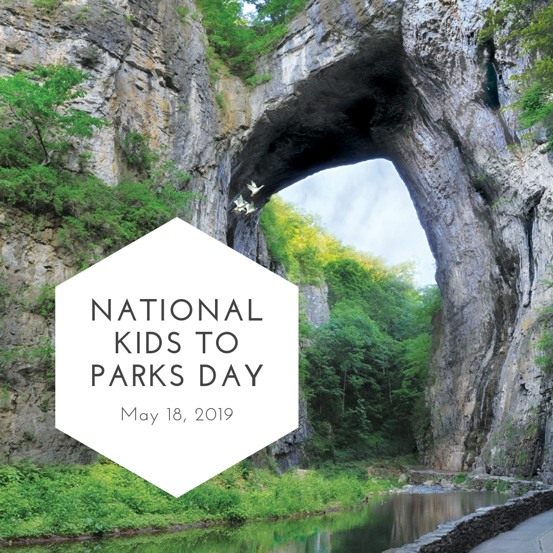 National Kids to Parks Day is May 18, 2019