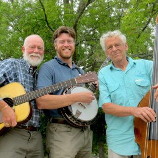 Rockbridge Bluegrass All-Stars play Boxerwood Gardens