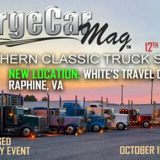 Large Car Magazine Southern Classic Truck Show