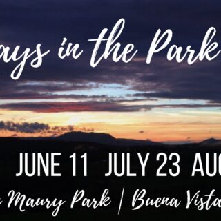 Fridays in the Park feat. Party Crashers