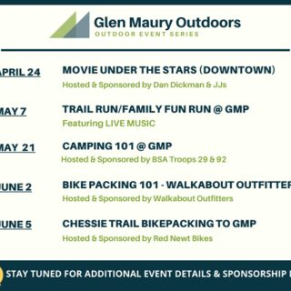 Trail Run / Family Fun Run at Glen Maury Park