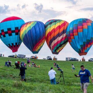 4th Annual Balloons Over Rockbridge Hot Air Balloon Festival