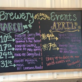 Great Valley Farm Brewery Upcoming Events