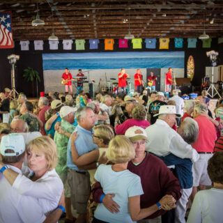 Lexington VA Beach Music Festival Glen Maury Park