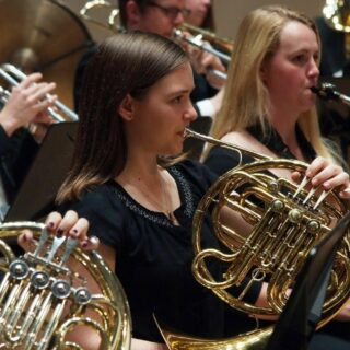 """The University Wind Ensemble Concert: """"CATHARSIS"""""""