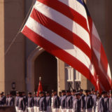 Lexington VA VMI Cadet Parade