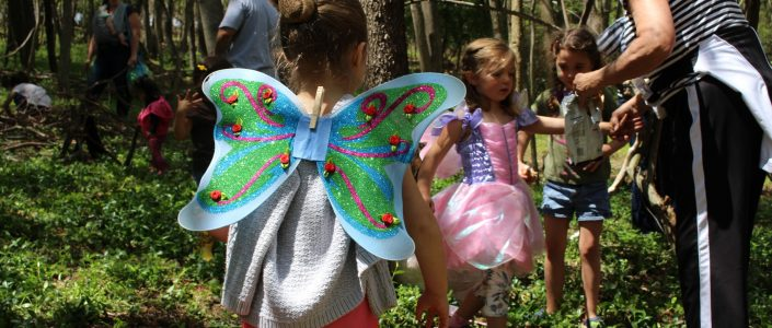 Boxerwood Fairy Forest Festival