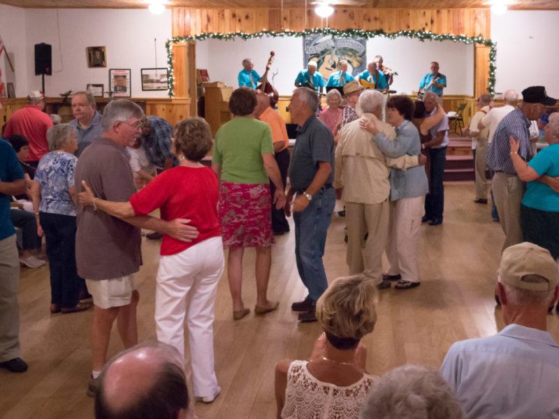 Lexington VA Clarks Old Time Music