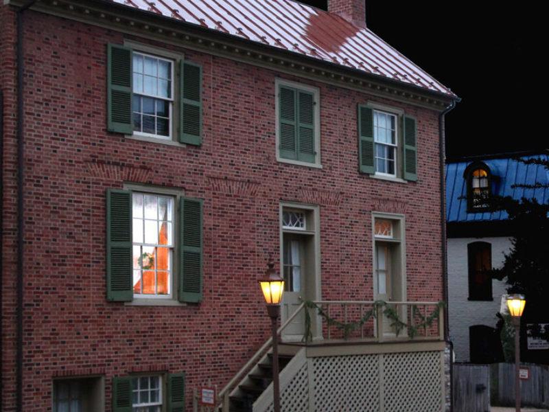 Lexington virginia natural wonders great american for Cabins in lexington va
