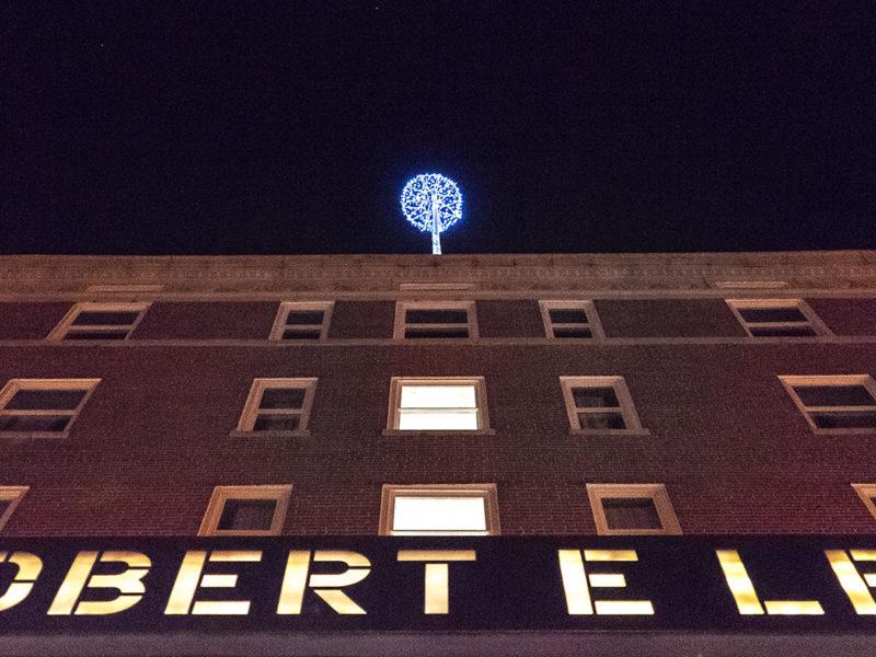 Lexington VA Robert E. Lee Hotel New Year's Eve