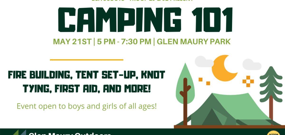 NG Camping 101