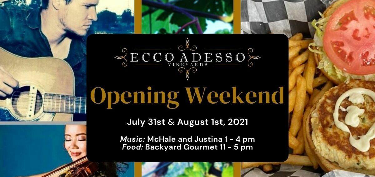 7 31 Opening Weekend