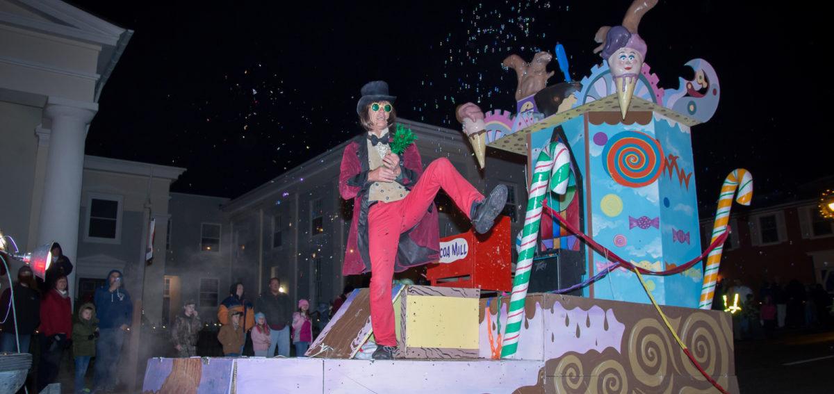 Christmas Parade Fr 41 Steve Shires