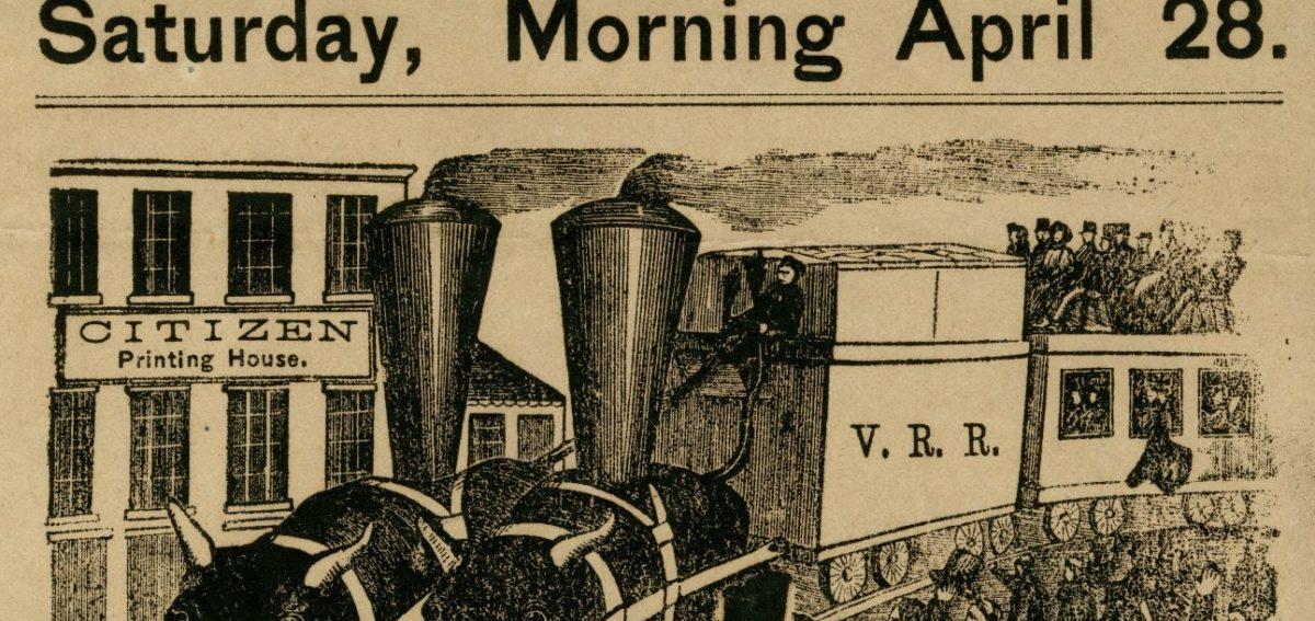 Hurrah For The Railroad Rockbridge Citizen