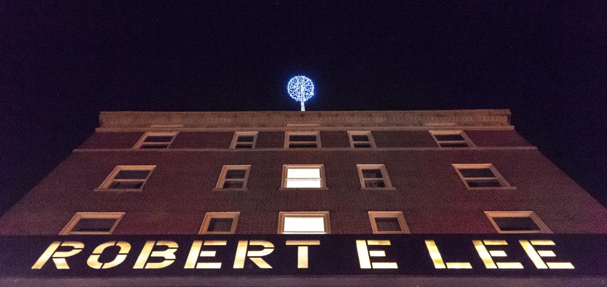 Robert E. Lee Hotel New Year's Eve Ball Drop