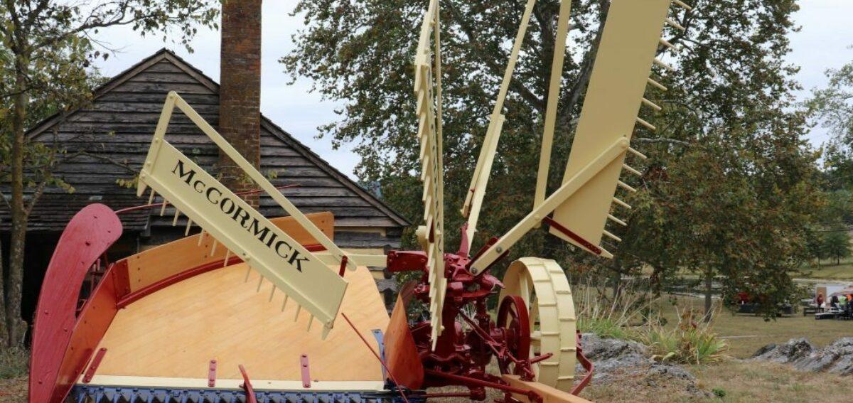 Mc Cormick Mill Day image