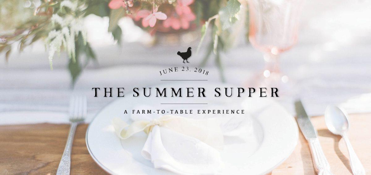 SummerSupper header