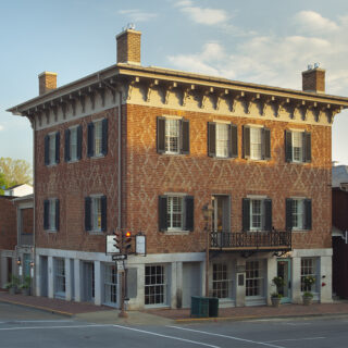 Lexington VA B&B The Georges Inn