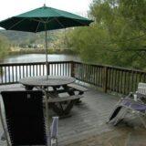 Lexington VA Cabins Mountain Pond House