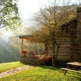 Lexington VA Cabin Bare Farm Cabin