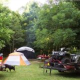 Lexington VA Camping Wilderness Canoe Campground