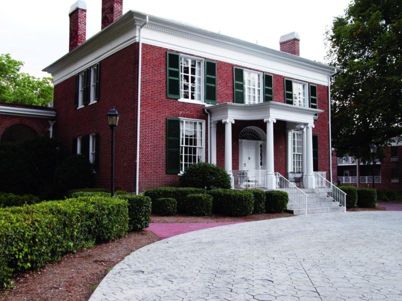 Lexington VA Hotels Hampton Inn Col Alto