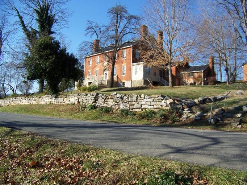 Lexington VA B&B Herring Hall