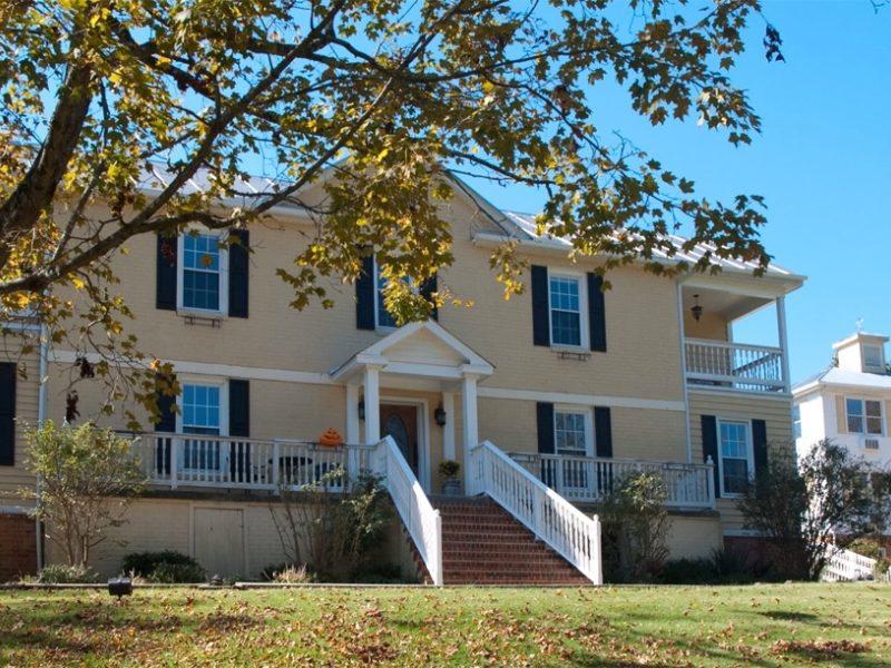 Lexington VA B&B Shenandoah Manor B&B