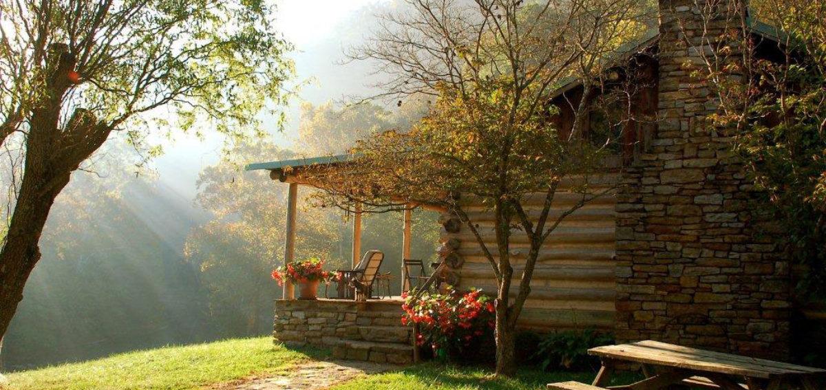 Bare Farm Cabin