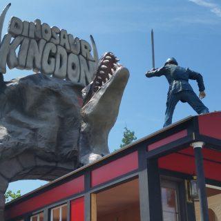 Dinosaur Kingdom II Natural Bridge VA