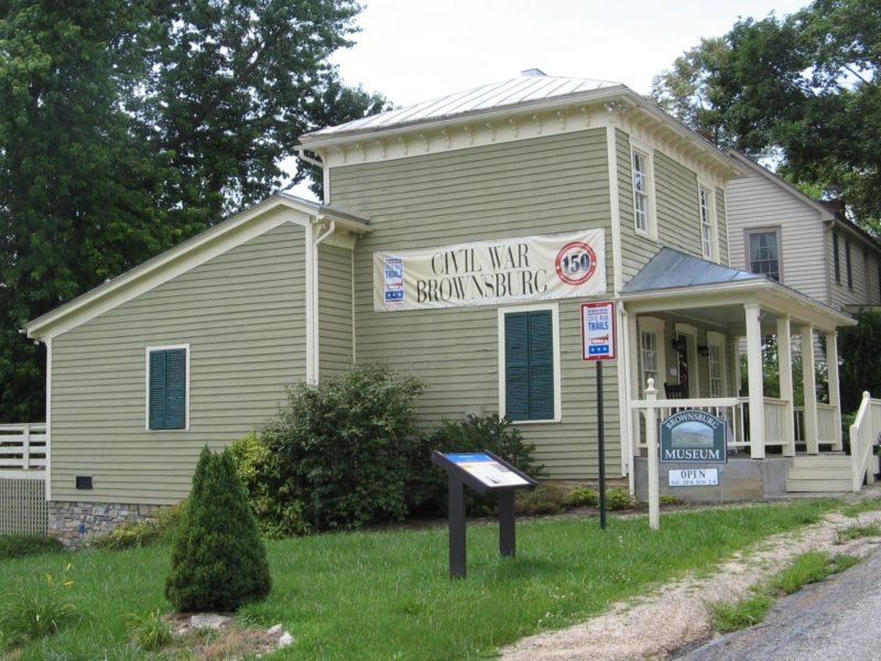 Lexington VA Brownsburg Museum