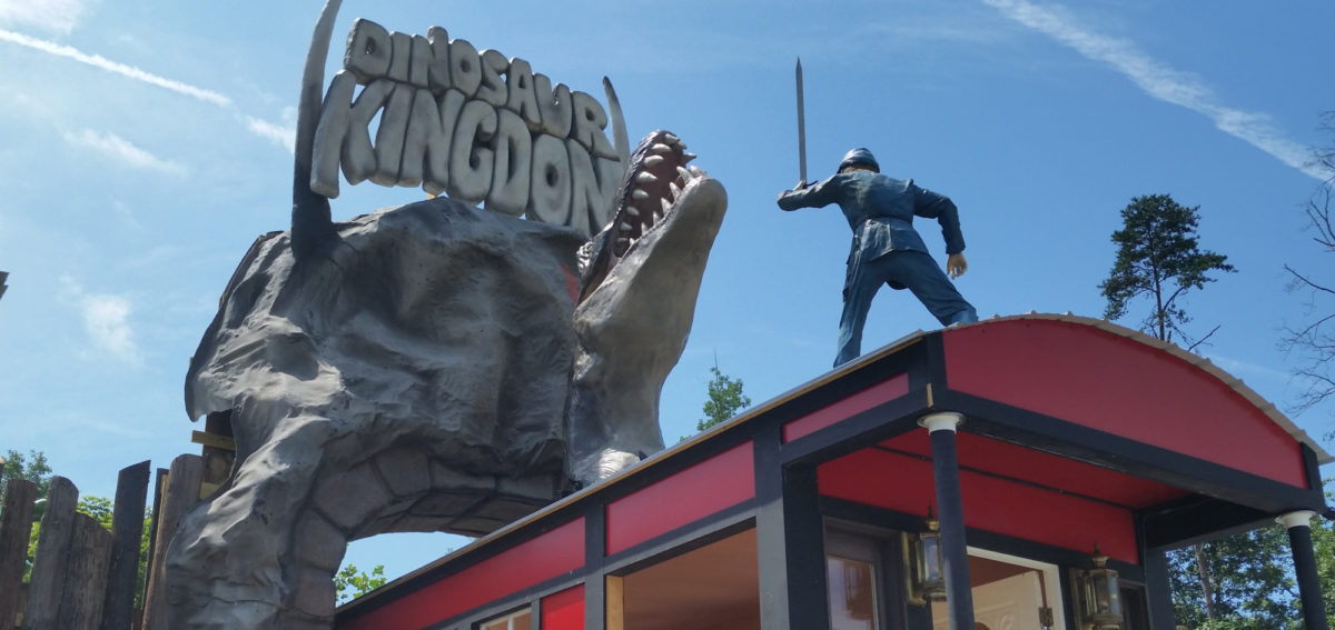 Dinosaur Kingdom II