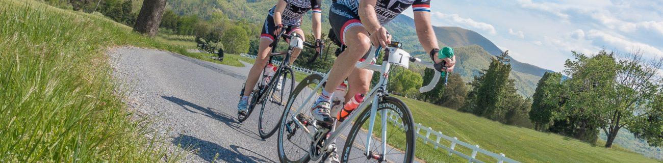 Biking Rockbridge County