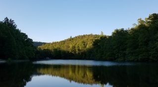 Cave Mountain Lake Recreation Area