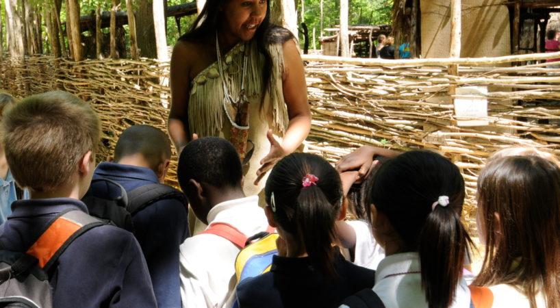 Monacan Indian Village