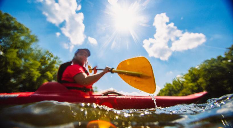 Kayak JamesRiver