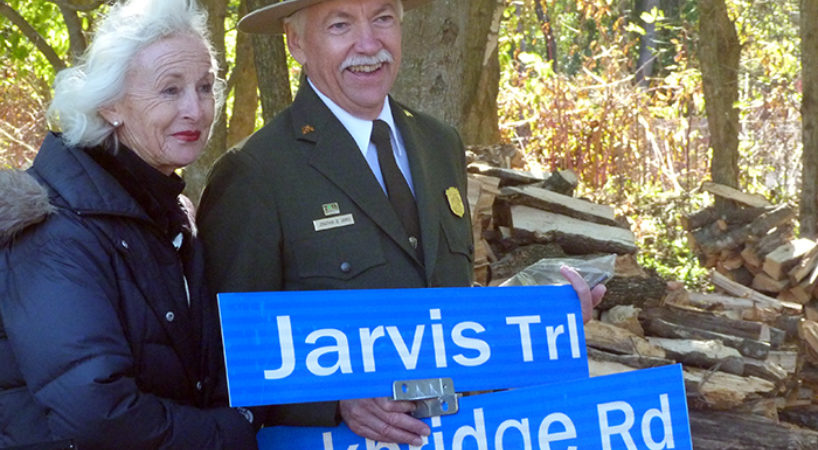 Jarvis Trail