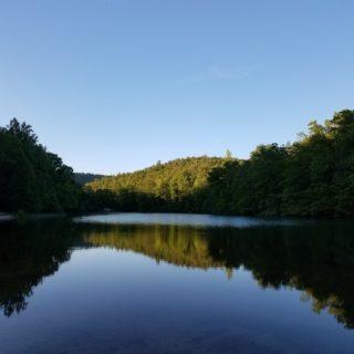 Lexington VA, Cave Mountain Lake