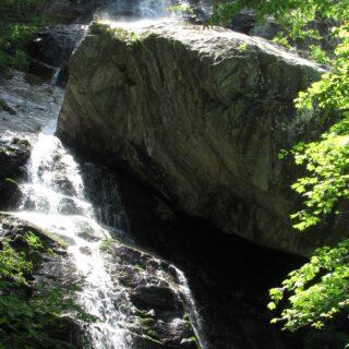 Lexington VA, Apple Orchard Falls Hike
