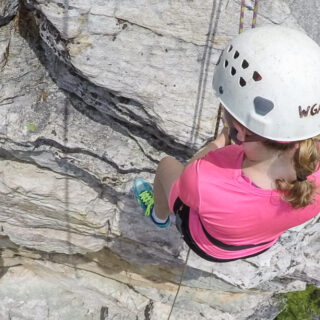 Lexington VA Rock Climbing in Rockbridge