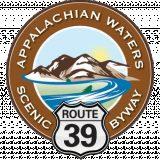 Lexington VA Scenic Route 39
