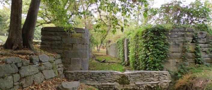 Ben Salem Wayside - Canal Locks
