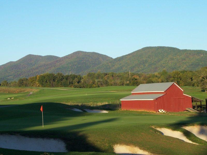 Buena Vista VA Vista Links Golf Course