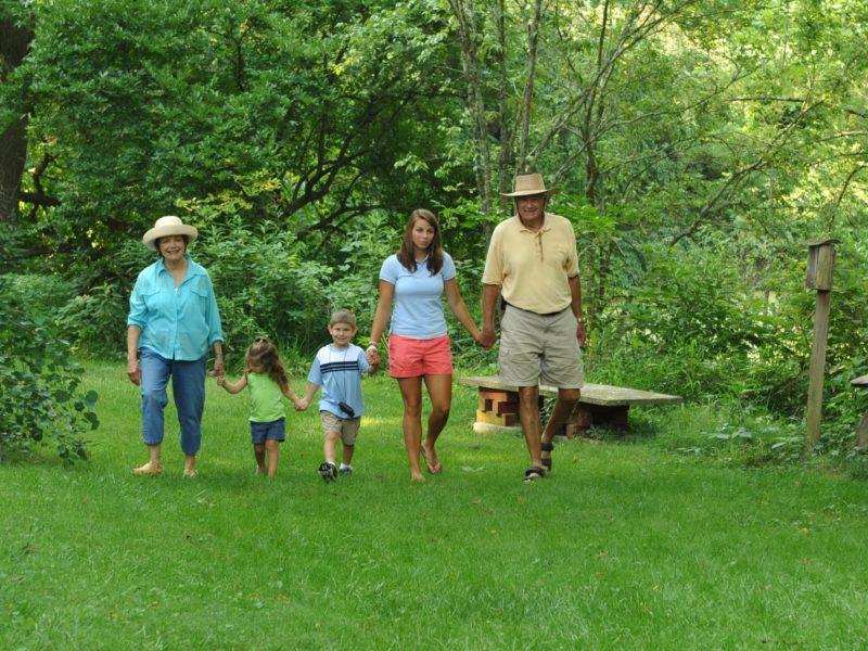 Lexington VA Boxerwood Nature