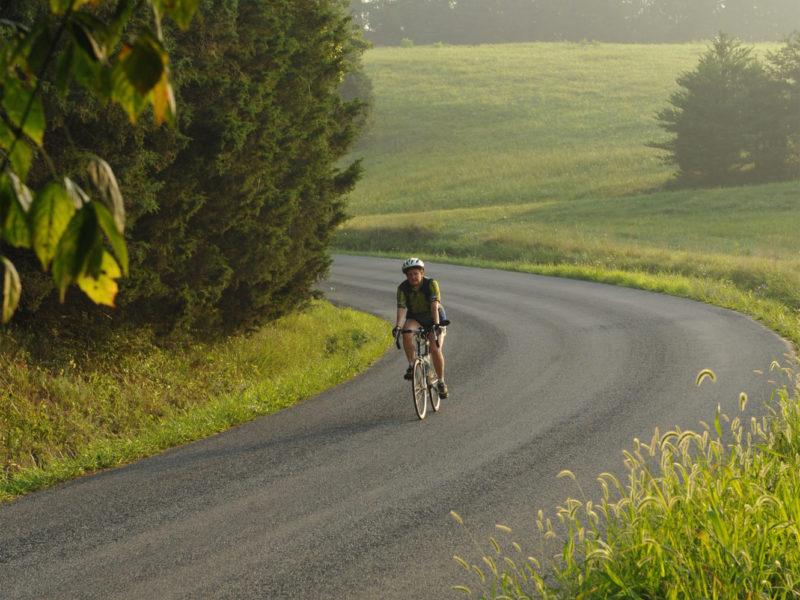 Lexington VA  Area Biking