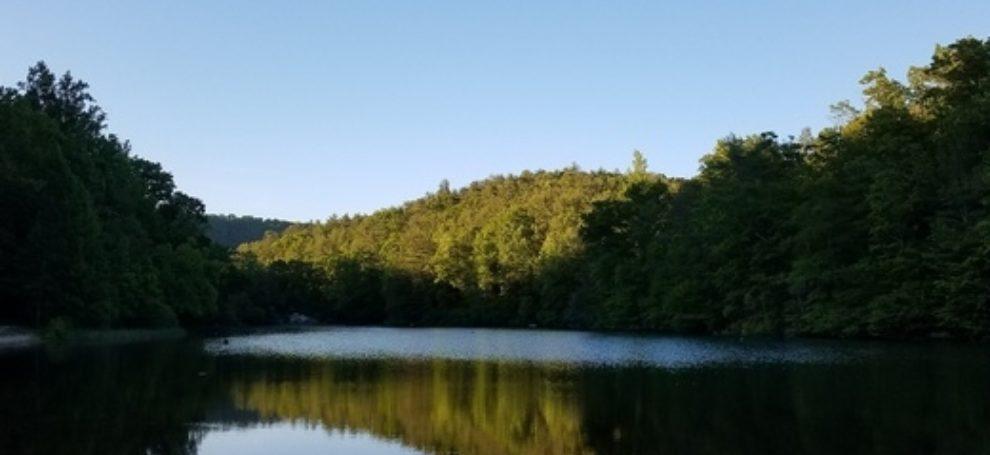 Cave Mountain Lake