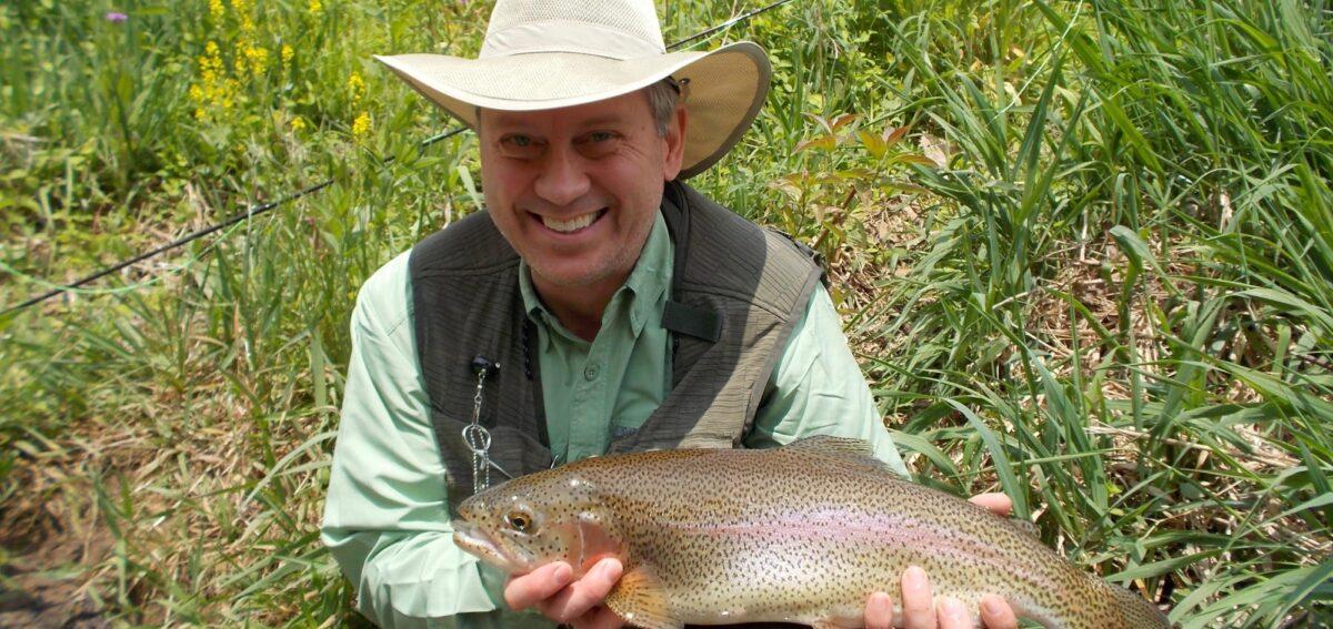John Roberts Fly Fisherman
