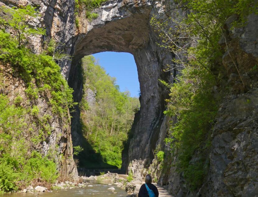 Natural Bridge State Park VA, Lexington va