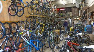 Lexington Bicycle Shop
