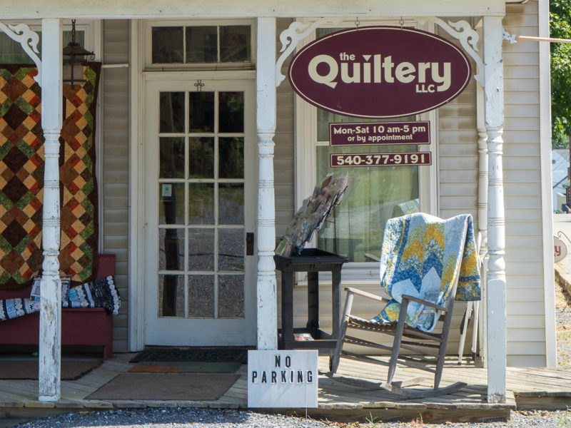The Quiltery Lexington VA